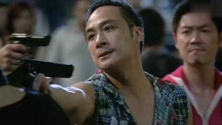 黑社会火拼吴镇宇被手下出卖,我是靓坤我怕谁!