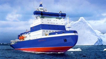 俄罗斯下水一艘万吨核巨兽,比意大利新航母还大,美国都比不上