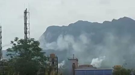 甘肃陇南一锌冶炼厂二氧化硫逸出 部分人员受影响送医