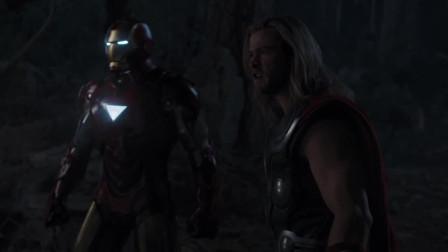 雷神揍钢铁侠,美队劝架,结果不小心秒了他们!