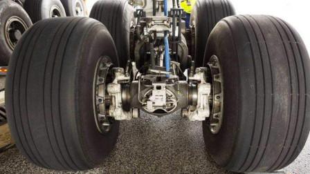 飞机的轮胎是什么材料做的呢,为什么卖的这么贵?今天算长见识了
