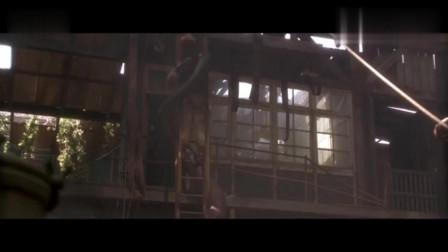 《狂蟒之灾》最精彩片段,大反派把人当诱饵捕抓巨蟒!恐怖惊悚