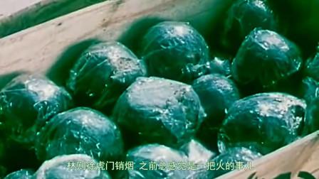 林则徐虎门销烟,为何不用火烧,而是劳师动众用海水浸泡加生石灰