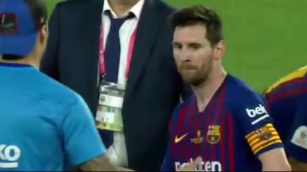 国王杯决赛:巴萨无缘卫冕,15天连丢两冠,梅西绝望了