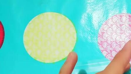 创意手工:自制黏土香橙慕斯蛋糕