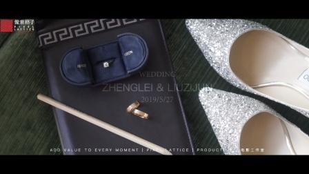像素格子Studio出品:十年,感谢你的陪伴Zhengi&Liu(婚礼快剪)