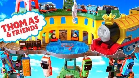 玩具火车 托马斯和他的朋友们 托马斯坦克引擎 Thomas