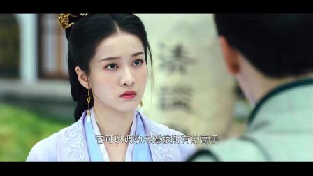 白发王妃:无忧送的礼物可以颠覆整个江山,容乐却要拿它换东西
