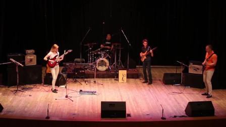 电吉他演奏现场: 维瓦尔第 《四季》 夏 急板