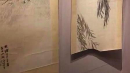香港估值200萬港元清代畫作被小孩撕毀:已撤拍