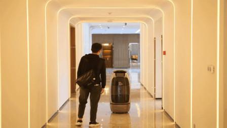 马云无人酒店正式开业,全程机器人服务,名字才是一大亮点?