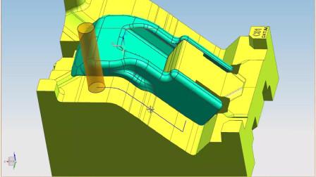 新手工程师必须了解的知识:模具设计曲面流道绘制方法