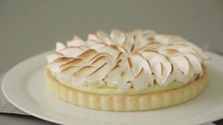 柠檬蛋白酥皮派 透明的派心,酸甜的口感,瞬间打开你的味蕾,是你头脑清爽,沁人心脾
