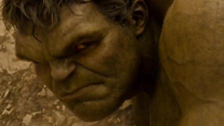 复联2:钢铁侠一拳打掉绿巨人的牙齿!托尼这回倒霉啦