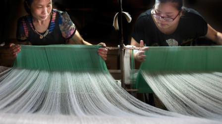 揭秘丝绸的生产过程,难怪市场上都卖那么贵!