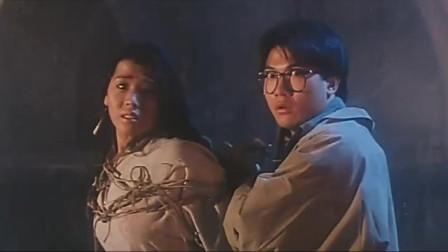 原振侠与卫斯理:振侠大战干尸骨,不愧是英叔的徒弟!