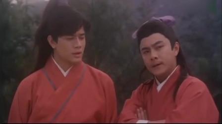 伦文叙老点柳先开:张卫健郭富城测试老师,没想到老师被他们打飞