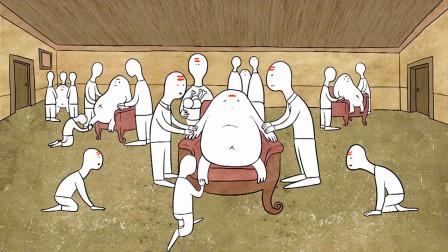 人类一出生就被标记,头上数字决定着地位,为三就只能沦为垃圾!