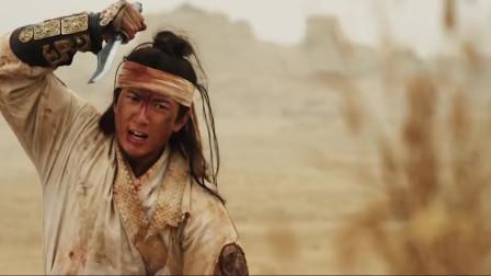 忠烈杨家将:耶律原六郎,六郎所有愤怒化为一刀,为了父亲为了兄长们