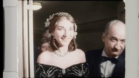 卡拉斯是20世纪最伟大的女高音,推动了一个歌剧时代,为爱而声
