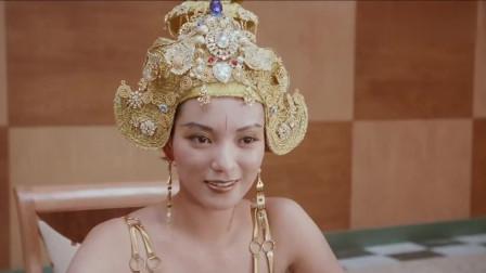 彭丹年轻时候也是女神一枚