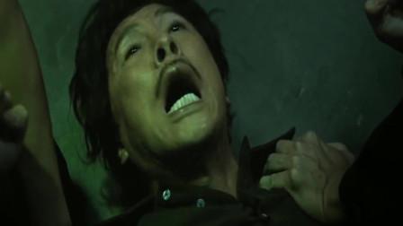 追龙:甄子丹城寨拼死救华仔,谁料自己却被超哥残忍打断腿!