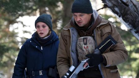 真实改编,少女冻雪地,抓到凶手后 用相同手法处决了凶手《猎凶风河谷》