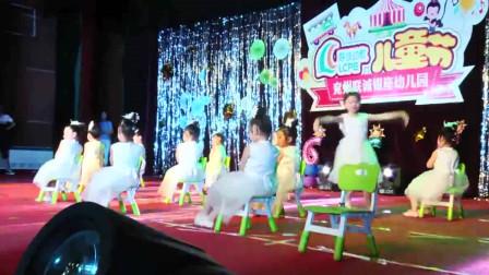 幼儿园六一儿童节文艺汇演舞蹈《悄悄话》