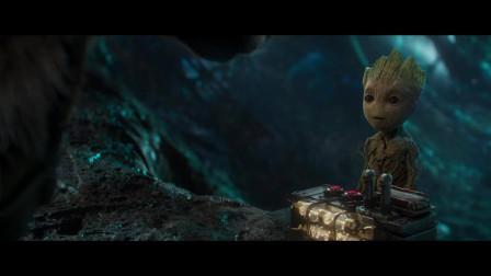 银河护卫队:格鲁特一旦按错就会全军覆没,火箭很头疼