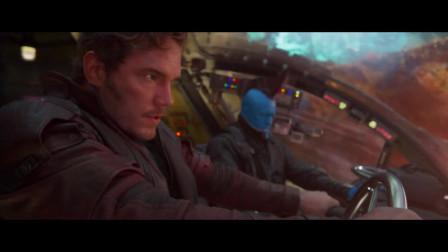 银河护卫队:浣熊用整艘飞船的火力,都打不穿这坚硬的壳