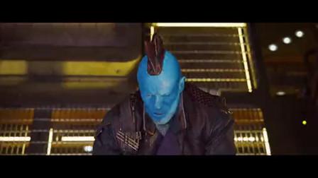 银河护卫队:这怪物就是星爵的老爸?看来要大义灭亲了