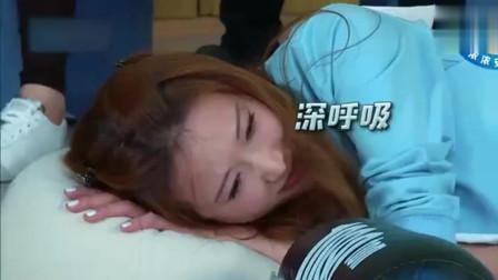 奔跑吧:林志玲躺下休息,心跳突然变成0,陈赫直接被吓懵了!
