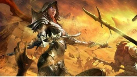 【于拉出品】DOTA IMBA第2114期:狩猎者!超神猎魔人大战不死凤凰