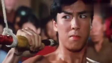 笑太极(粤语):甄子丹的第一部电影,那时还是小鲜肉