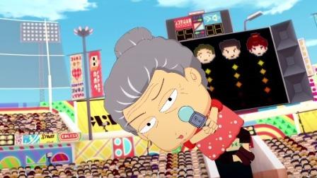 太奶奶竟是神枪手,老人家弹无虚发,实在是太厉害了!