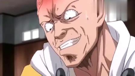 一拳超人2:这次琦玉老师是真生气了, 差点失手毁了地球