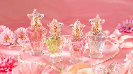日本新推4款百变小樱角色香水 博多丸井百货期间限定发售