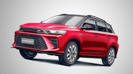 9万元国产高颜值运动型SUV,斯威新款G01简评