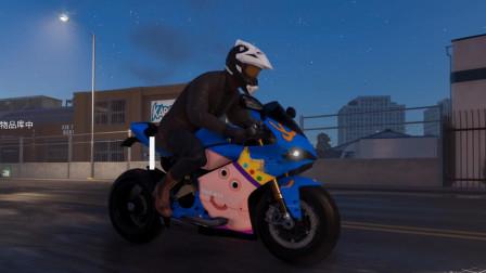 飙酷车神2:杜卡迪居然可以秒杀百万豪车,不愧是摩托大哥大