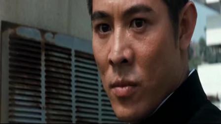 李连杰原来还饰演过黑帮老大呢