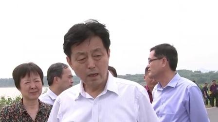 安徽新闻联播 2019 谢广祥赴池州市开展自然保护区立法调研