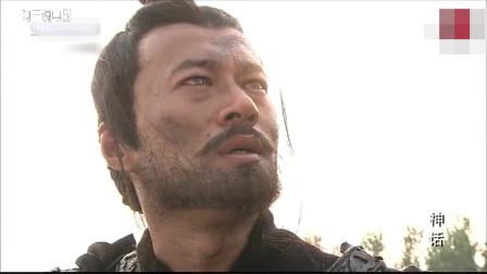 霸王别姬中最荡气回肠的一段,项羽乌江自刎:今日我虽死,却还是西楚霸王