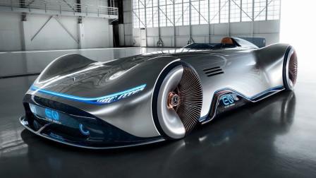 雷诺汽车推车新款概念车,外表奢华内部贵气,还拥有自动驾驶功能