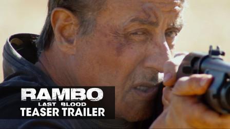 史泰龙主演影片《第一滴血5》首支预告片释出!