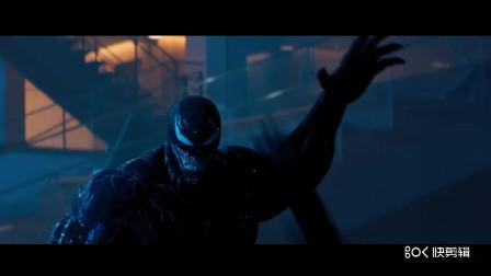 《毒液:致命守护者》这个片段简直太爽了,一人暴揍一群!