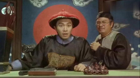 包龙星审问常威, 说要保护戚秦氏, 方唐镜送银山贿赂他