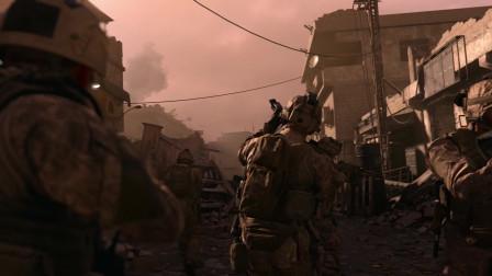 《使命召唤16:现代战争》中文预告片公开 普莱斯回归