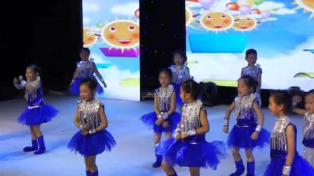 幼儿园六一儿童节舞蹈节目《日不落》