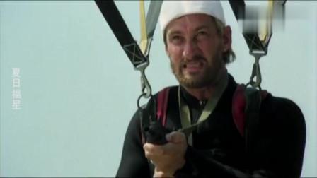 夏日福星:男子海上游玩,被歹徒盯上,被冲锋枪扫成马蜂窝