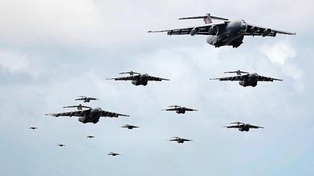 震撼,燃爆了!中国空军发布:运-20超燃宣传片!